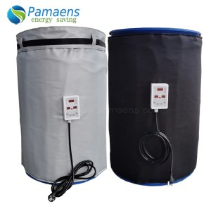 Fast Heating 250kg Drum Heater Heating Blanket with Top Cover