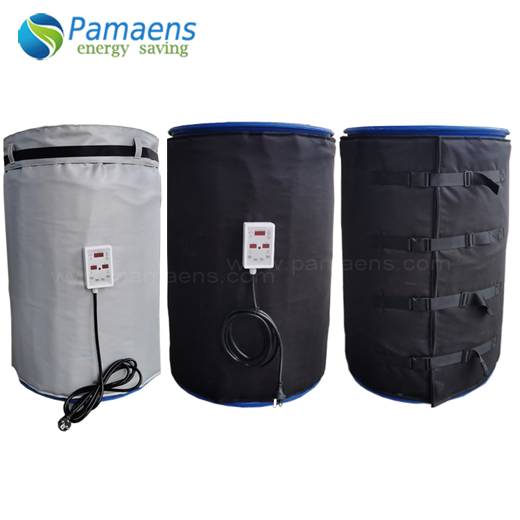 Customized Drum Heater for 105L Drums (High temperature) with Thermostat and Overheat Protection Featured Image