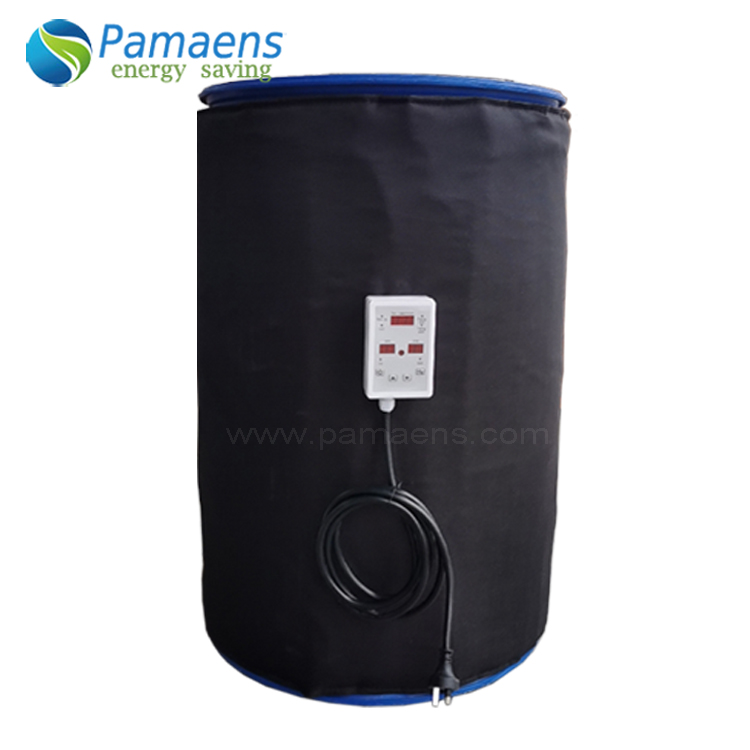 Customized Plastic Drum Heating Blanket with Thermostat and Overheat Protection Featured Image
