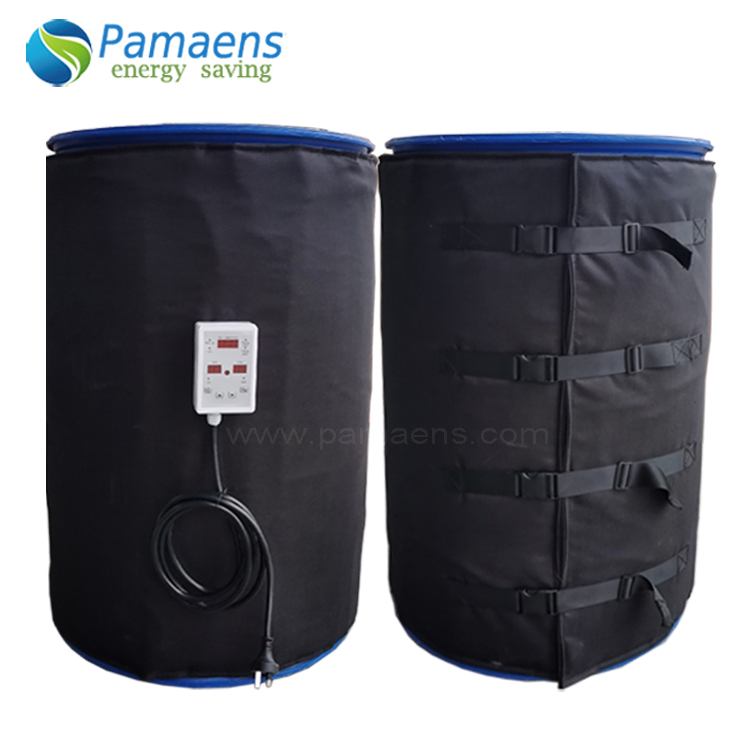 Water/Oil Proof Grease Drum Heater Blanket and Insulation Jacket at Great Price Featured Image