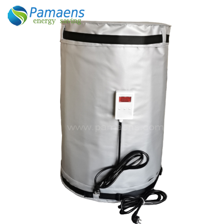Customized 55 Gallon Steel Drum Heater with Thermostat and Overheat Protection Featured Image