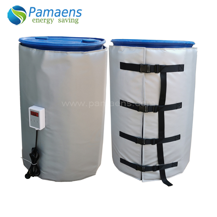 Customized Industry Blanket 200 l Drum Heater with Temperature Adjustable Featured Image