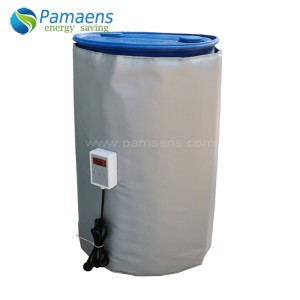Best Waste Oil Drum Heater with Fast Heating One Year Warranty
