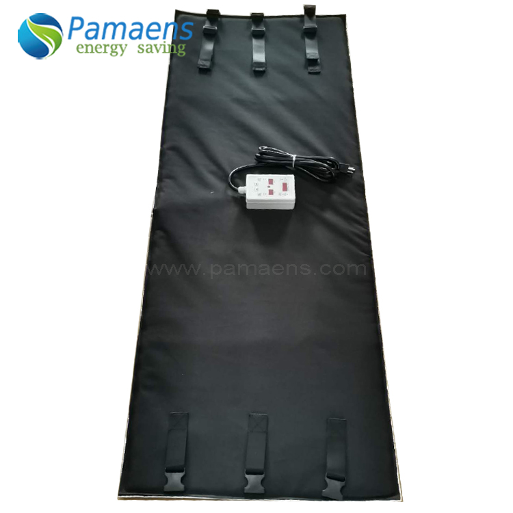 High Quality Insulated Drum Blanket Heaters Chinese Factory Supplied Directly Featured Image