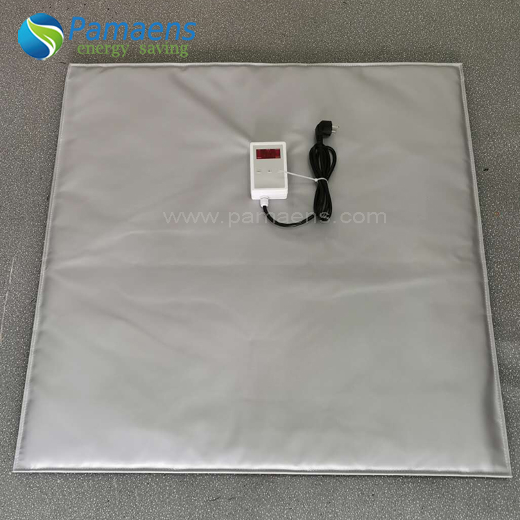 Energy Saving Insulated Industrial Tank Heating Pads with Custom Size Featured Image