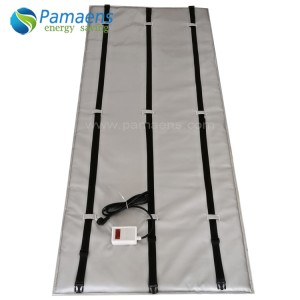 Offer Customized 220L Drum Heating Blanket Jacket with Digital Adjustable Temperature Control