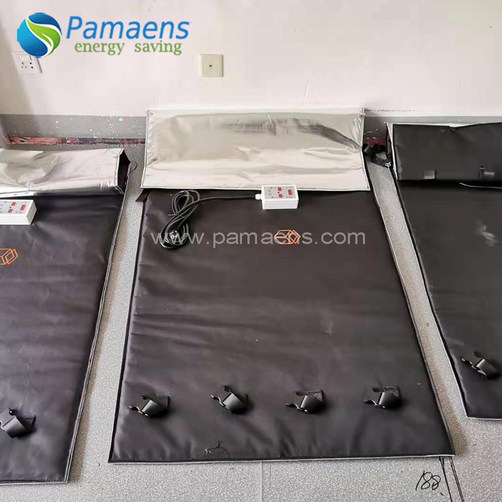 High Quality Insulated and Heated 55 Gallon Drum Blanket Chinese Factory Supplied Directly Featured Image