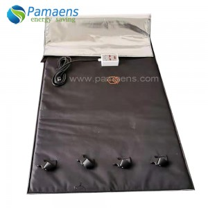 Best Electric Heating Blanket for Plastic Drums, Totes, Barrel, and Tank