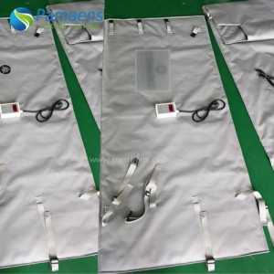 High quality electric heating jacket with long life time