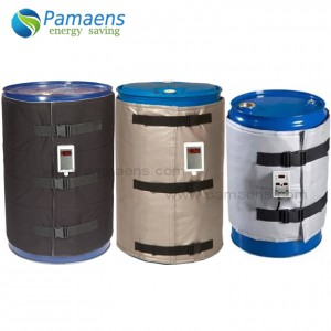 Durable 55 Gal Drum Heater with High Accuracy Digital Temperature Control