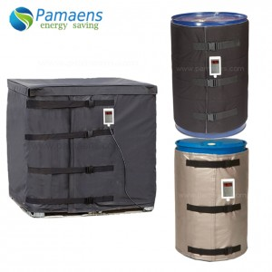 Good Performance Oil Tank Heater Jacket Heating Blanket Supplied by Factory Directly