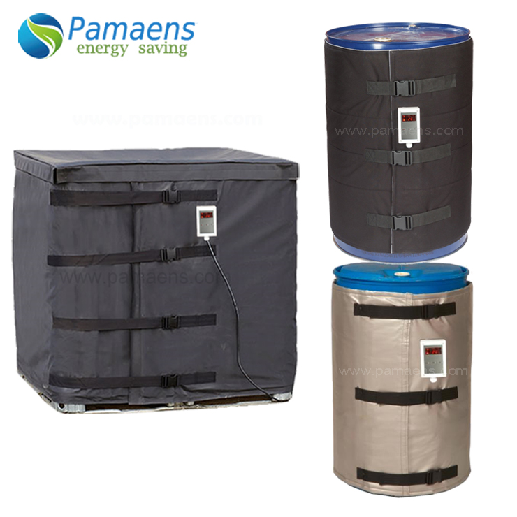 Good Performance Oil Tank Heater Jacket Heating Blanket Supplied by Factory Directly Featured Image