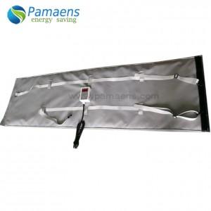 Popular Custom Power Blanket for Gas Cylinder, Best Choice for Heating LPG, Butane, Propane