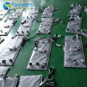 Energy Saving Heating Blanket for Palm Oil with Gentle Heating