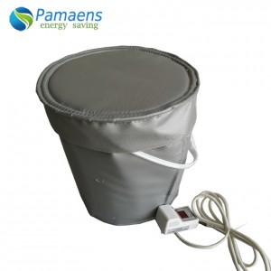 High Quality Pail Heater Blankets with Over Heating Protection
