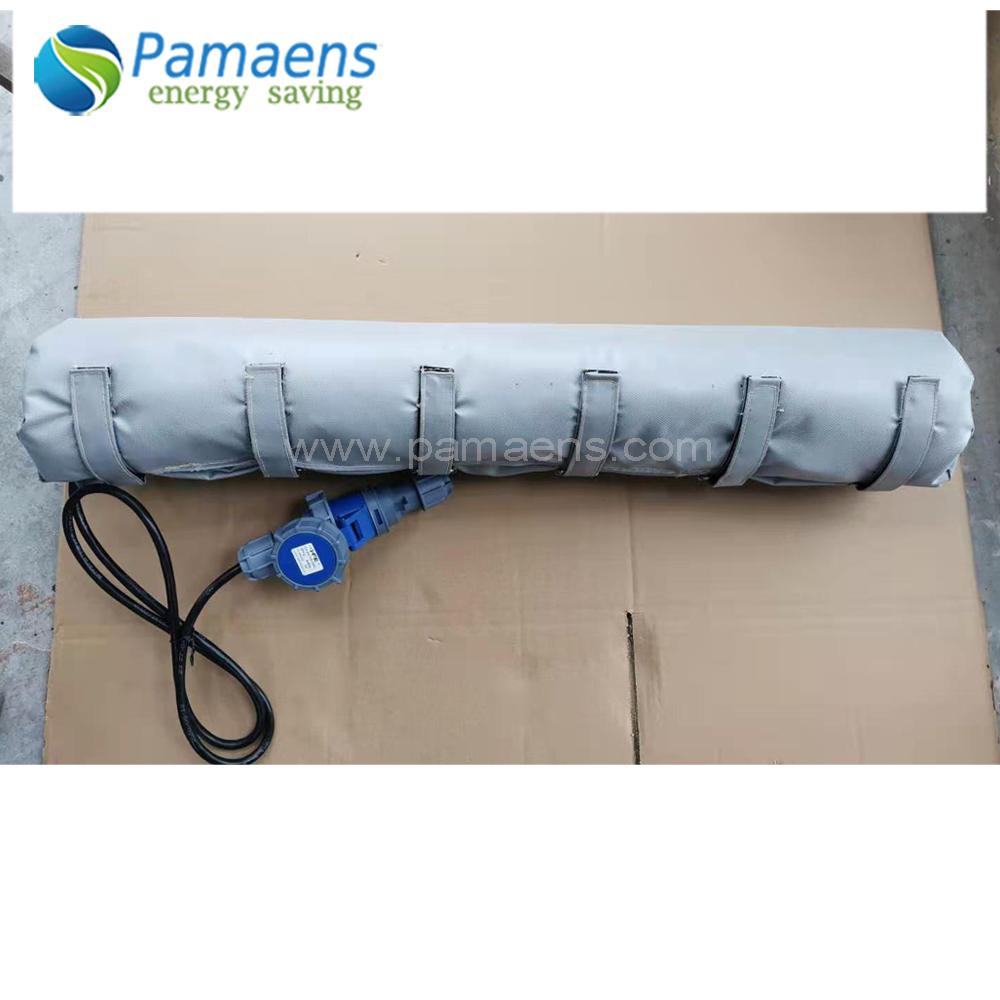 High performance Custom Waterproof Flexible Pipe Heating Jacket, Anti Freezing Jacket Featured Image