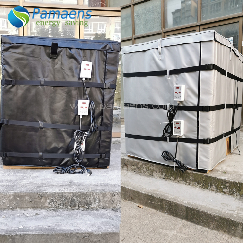 Good Performance Bulk Container Heating Blanket Supplied by Factory Directly Featured Image