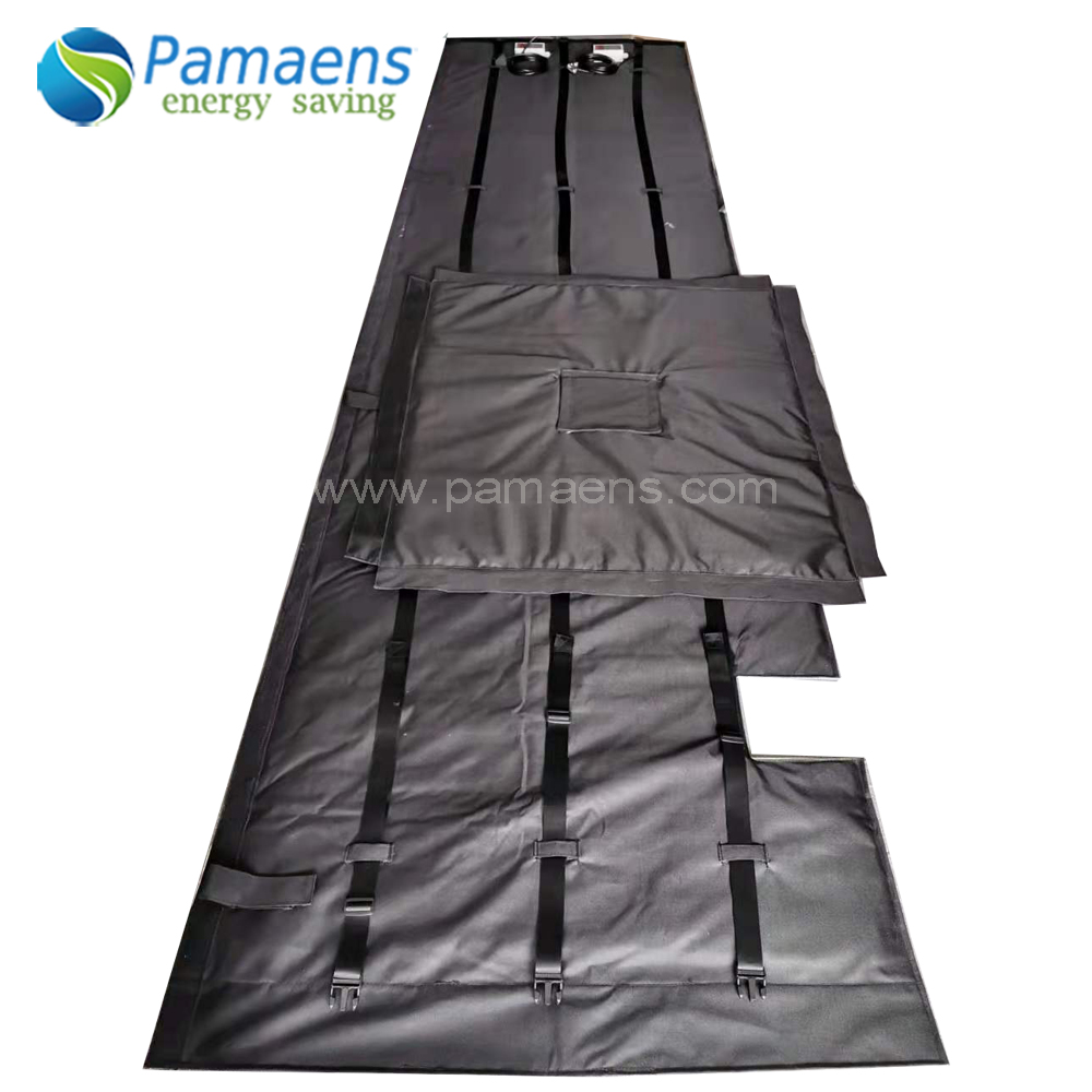 Chinese Factory Sell High Quality 275 and 330 gallon IBC tanks Heating Blankets Keep Contents from thickening or Freezing Featured Image