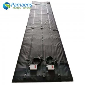Chinese Factory Sell High Quality 275 and 330 gallon IBC tanks Heating Blankets Keep Contents from thickening or Freezing