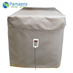 1000L IBC Container Tote Heater with Thermostat with Long Lifetime