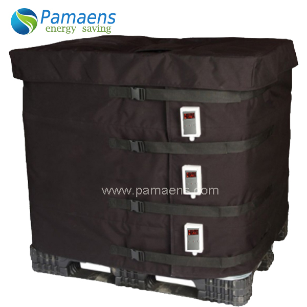 IBC Tote Flexible Heating Jackets Featured Image