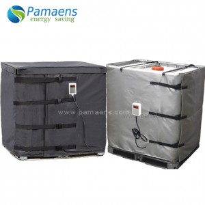High Quality 5 Gallon Pail Heater Band with Over Heating Protection in Stock