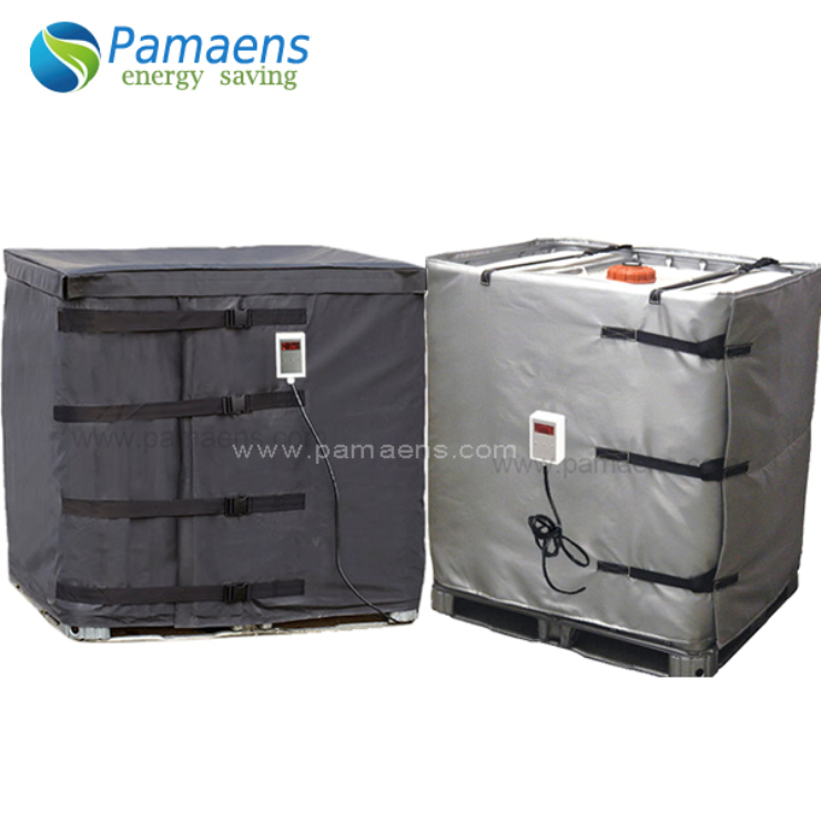 1000L IBC heater blanket for Heating Honey/Coconut Oil/Milk Featured Image