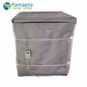 High Quality Customized Fiberglass IBC Heater Jacket for 1000L Tank with Thermostat Supplied by Chinese Factory Directly
