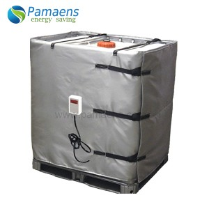 1000L IBC Tote Heater
