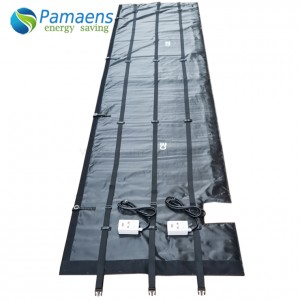 Water Proof Heated Construction Outdoor Electric Blankets with Leakage Protection