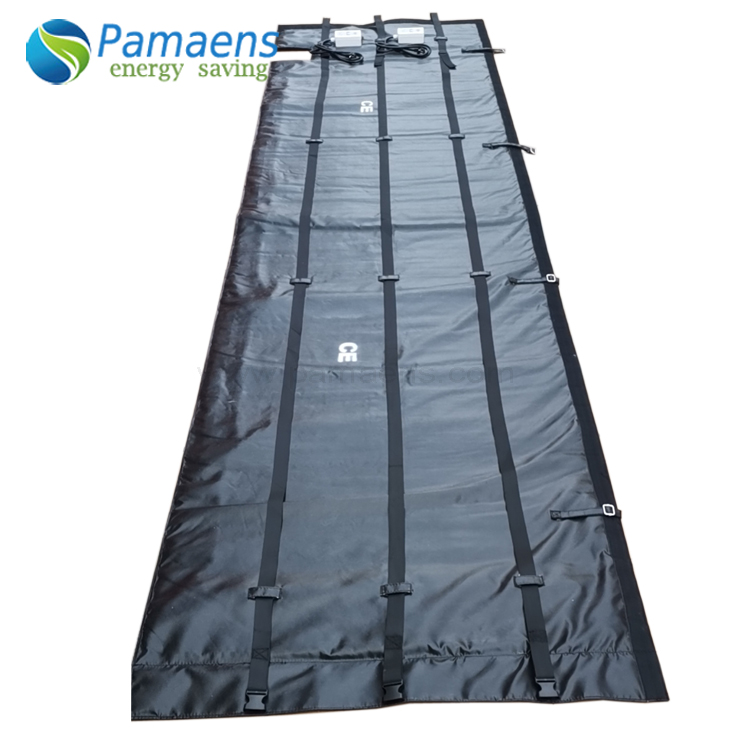 Water Proof Concrete Antifreezing Heating Blanket with Leakage Protection Featured Image