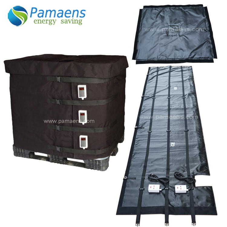 IBC Tote Heating Blanket, Best Choice for Heating Oil, Honey, Water Featured Image