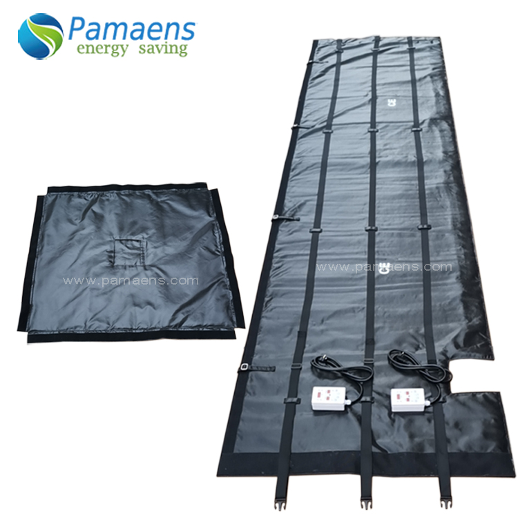 Plastic IBC Tank Heating Blanket with Thermostat and Overheat Protection Featured Image