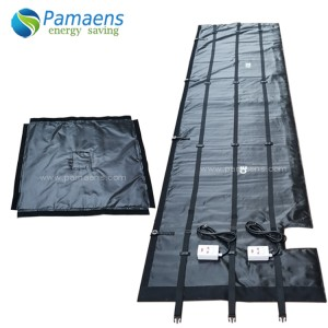Water/Oil Proof IBC Container Insulation Heating Cover at Great Price