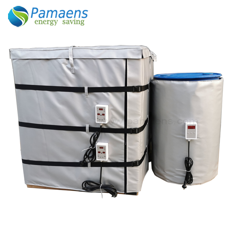 Customized IBC and Drum Container Blanket Heater with Adjustable Temperature Control Featured Image