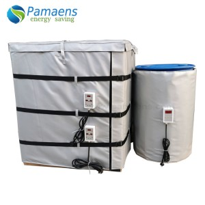 Best Price Blanket with Heating Control System for Drum, Barrel and Tank