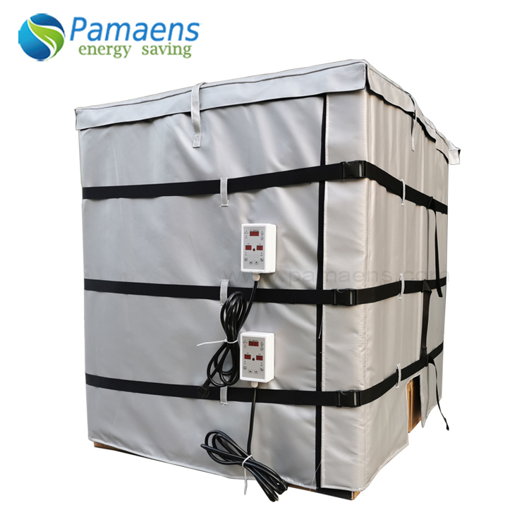 High Quality Electric Blanket for IBC Tote and Tank with Adjustable Thermostat Featured Image