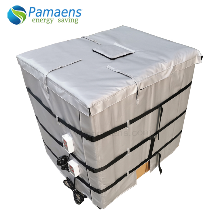 Factory Supplied Tote Heaters IBC Tote Heaters and Blankets with Long Lifetime Featured Image