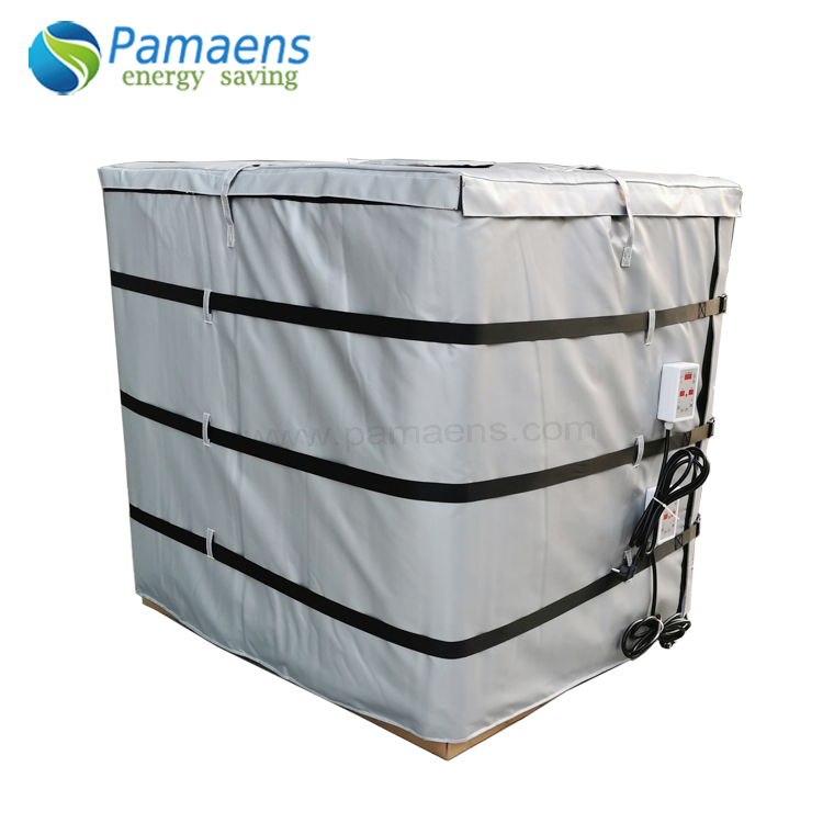 Fast Delivery 1000L IBC Insulated Tank Heated Jacket for Honey Coconut Oil Milk Featured Image