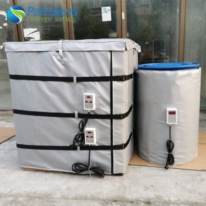 Customized 200L Drum Heater with Controller and Overheat Protection