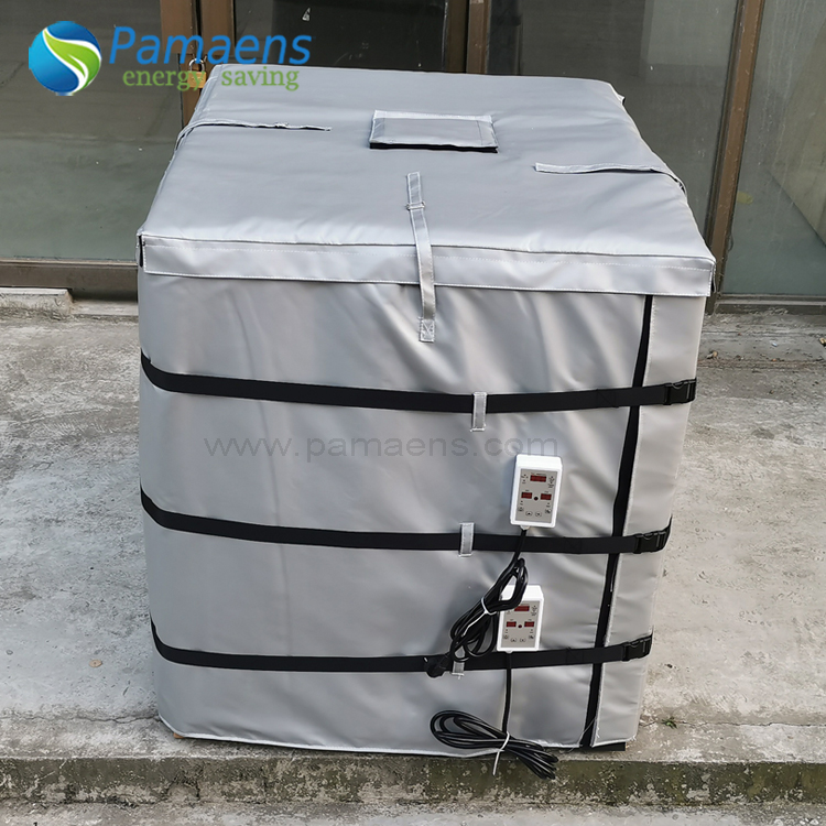 Good Performance 250 gal Insulated IBC Steel Tote Heater Supplied by Factory Directly Featured Image
