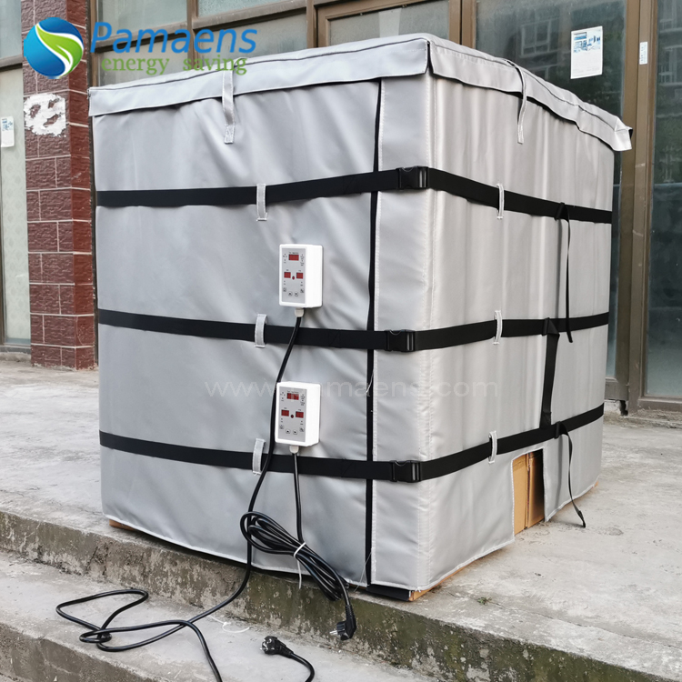 High Quality 1000L IBC Containers Jacket Heaters with Adjustable Electronic Thermostat Chinese Factory Offer Featured Image