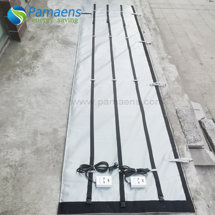Customized Insulated Chemical Tank Heater, Tote Tank Heater or Tote Heating Blanket Chinese Factory Offer Featured Image