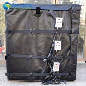 10% Off, Chinese Factory Sell High Quality Industrial Heating Blanket 1000L IBC Heater