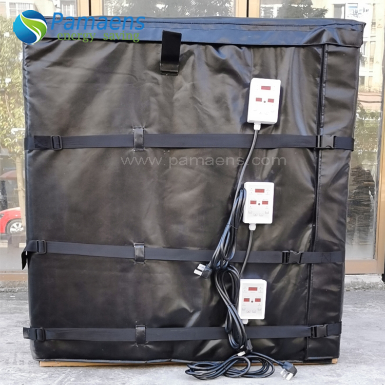 10% Off, Chinese Factory Sell High Quality Industrial Heating Blanket 1000L IBC Heater Featured Image