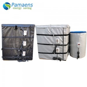 Good Performance Full Coverage IBC Tote Heater Blanket Supplied by Factory Directly