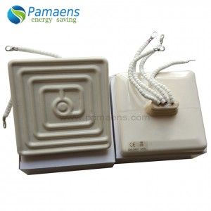 High Temperature Ceramic Infrared (IR) Panel Heaters with Long Lifetime