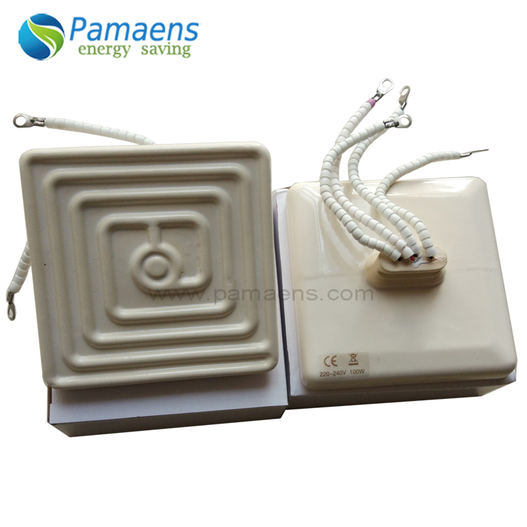 High Temperature Ceramic Infrared (IR) Panel Heaters with Long Lifetime Featured Image