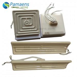 Hohe Heizleistung Keramikheizelement 110V Infrarot mit langer Lebensdauer