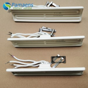 High Heating Efficiency Vacuum Forming Electric Element Flat Ceramic, Infrared Heater